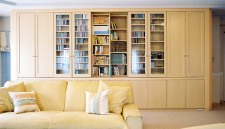 スライド書庫いろいろ ! すべての本を1か所でまとめて収納