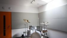 新築:プロ仕様音響・防音室付(神奈川の家)